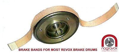 Revox Studer Brake Lining  A67 B67 A77  A700 A810 A807  B77  F36  G36  PR99