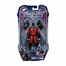 "The Dark Knight Battle Case Batman Basic 6"" Action Figure Mattel N6392"