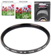 Digital Concept 5 Piece Camera CPL//UV Filter Set 58MM Lens Cap /& Holder FK5-58CL