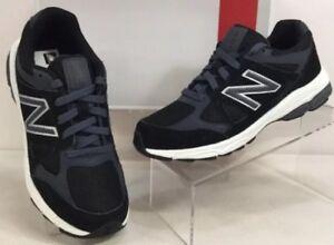 more photos 570bb f0cc0 Image is loading New-Balance-888-Boys-Black-Gray-Running-Shoe-