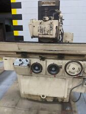 Brown Amp Sharpe 1236 Micromaster Surfacer Grinding Machine