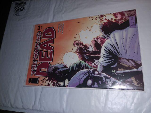 Rare The Walking Dead #54 (Oct 2008, Image)