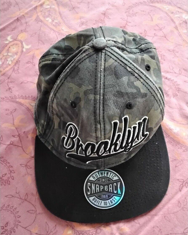Brooklyn Base Cap - neu - Brooklyn - Baseball Kappe - Schirmmütze - Neu!