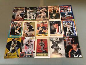 NN-Lot-of-100-CRAIG-BIGGIO-Baseball-Cards-TOPPS-DONRUSS-SCORE-FLEER-ASTROS