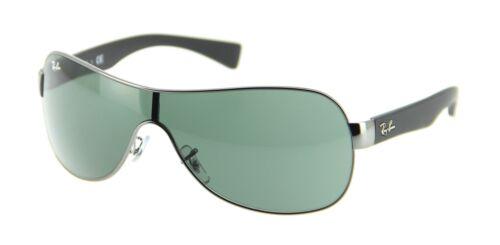 Ray-Ban RB3471 004/71 Gunmetal/Black Frame Green Classic 32mm Lens Sunglasses