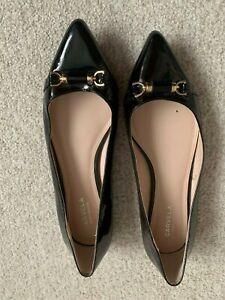 Details about Kurt Geiger Carvela Patent Loafers size US11