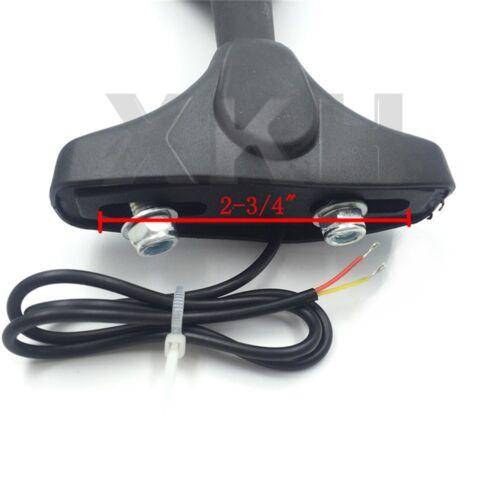 Carbon Turn Signal Mirrors w// Smoke Lens For Suzuki GSXR 600//750 GSXR 1000