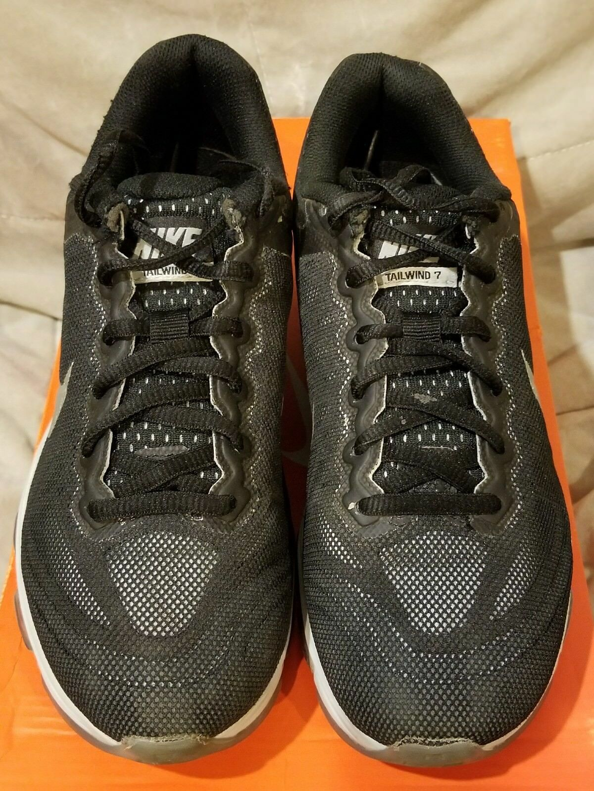 Nke Air Max Tailwind 7 683635-001 Sneakers shoes Sz 7.5