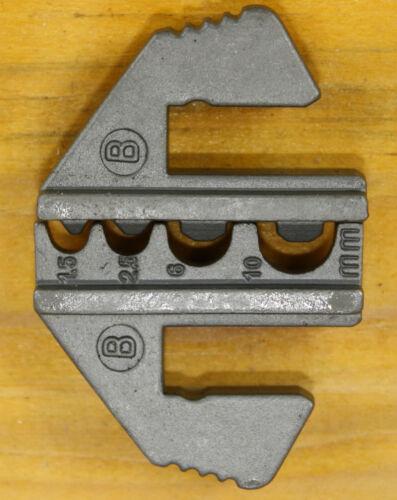 3b-Câble Chaussures #171227 AWG 20-18//16-14//12-10//8.0 utilisation Sertir-Pince