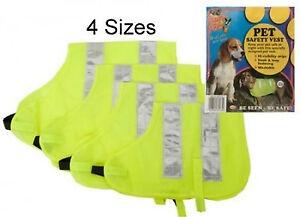 High Visibility Dog Vest Uk