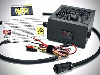 2004-2009 Toyota Prius Hybrid EL-1 Traction Battery Grid Charger Balancer USA!