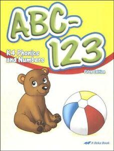 Abeka-ABC-123-K4-Phonics-and-Numbers