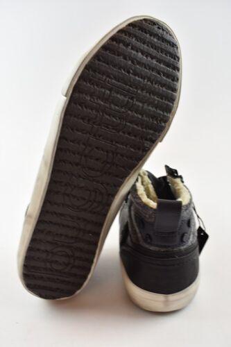 Gr Schwarz Gefüttert Der 42 Herren Bugatti In Sneaker xqtw8qRY