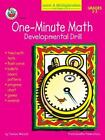 One-Minute Math Drills: Multiplication, Grades 2-3 : Factors 0 to 5 by Theresa Warnick (2001, Paperback)