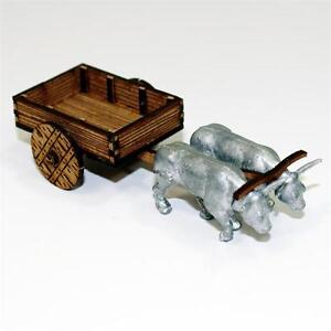 4GROUND-Peasant-039-s-ox-cart-28mm-28S-CAW-306
