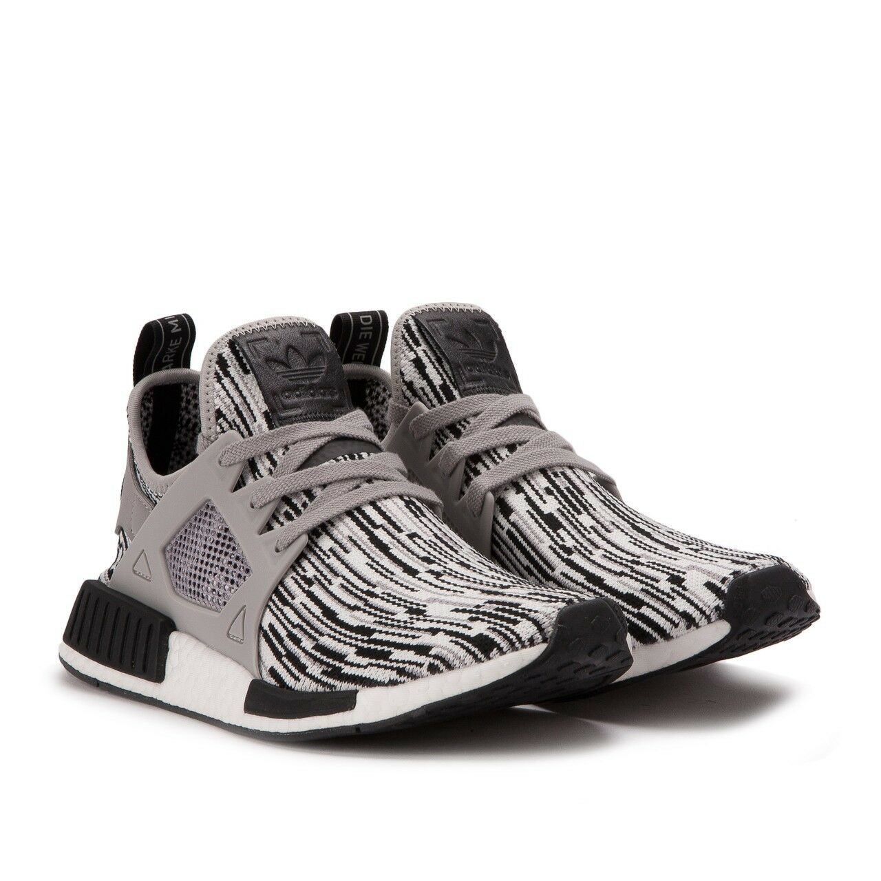 Adidas Originals NMD XR1 BY1910 Black Grey White Mens