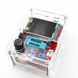 GM328 frequenza del Transistore Tester PWM Square Wave Voltmetro grafica kit fai da te
