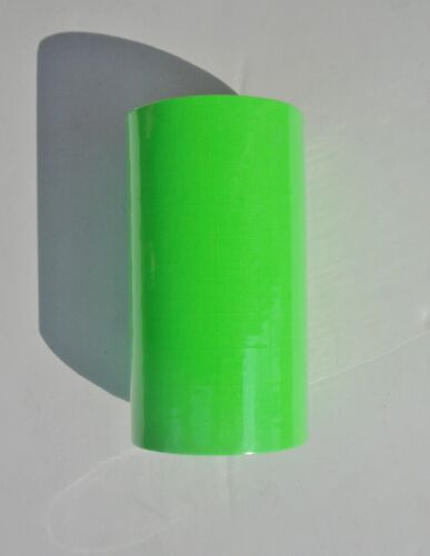 1115 Green Labels for Monarch Price Gun Two Line Labeler 10 Rolls Made in USA