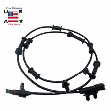 2X ABS Wheel Speed Sensor ALS1918 Front 68003281AA For 07-11 Jeep Wrangler 3.8L