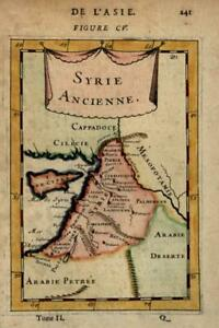 Ancient-Syria-Cyprus-Holy-Land-Mesopotamia-Cappadocia-1683-Mallet-miniature-map