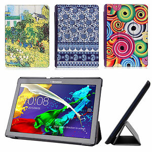 ART-HIGH-QUALITY-THIN-TRIANGLE-PU-LEATHER-COVER-FOR-LENOVO-TAB-2-A10-70-A10-30
