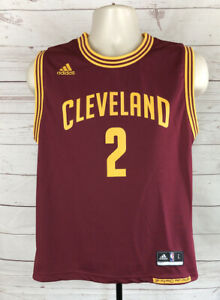 Adidas Kyrie Irving Cleveland Cavaliers NBA Jersey Boys Large ...