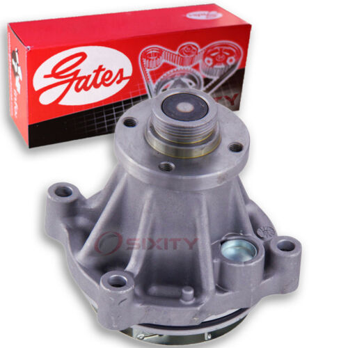 Gates Engine Water Pump for 2007-2009 Ford F-150 4.6L 5.4L V8 Coolant qv