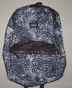 e02f4288f7 New Vans Deana II 22L Pack Laptop School Travel Backpack Bag