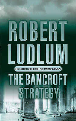 1 of 1 - The Bancroft Strategy, Ludlum, Robert, New Book
