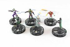 Película Los Vengadores Heroclix Super Raro Lote Sr Johann Schmidt Skrull Guerrero general