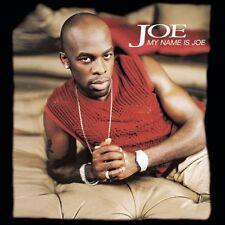 JOE : MY NAME IS JOE (CD) sealed