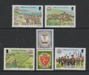 Isle-Von-Mann-1979-Tynwald-Millennium-Set-MNH-Sg-150-5