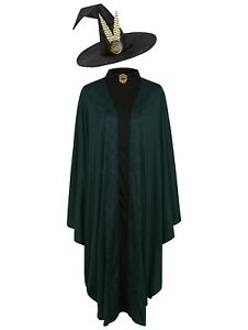 Image Is Loading Harry Potter Professor McGonagall Adult Fancy Dress Costume