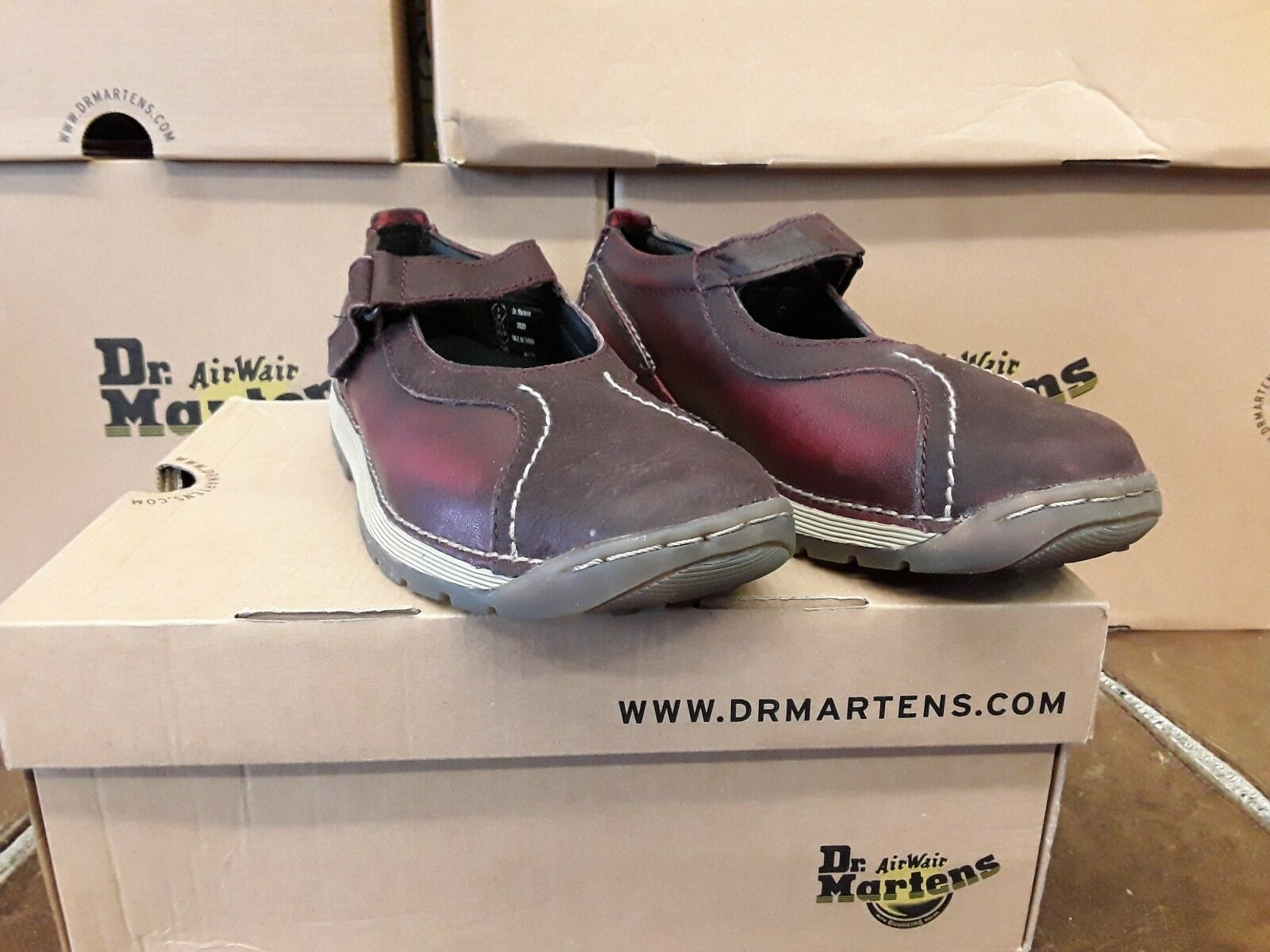 Dr Martens 2B29 rouge taille 4