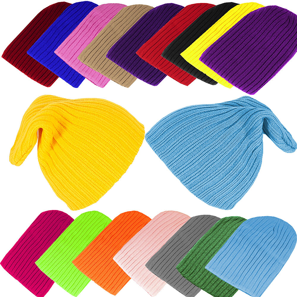 Has Hat Beanie Bad Hair Day Many Pattern Mens/Womens Unisex New