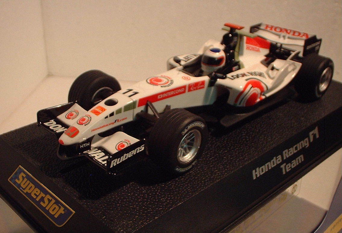 SUPERSLOT H2716 HONDA F 1 LOOK RIGHT SCALEXTRIC UK