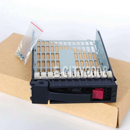 """3.5/"""" HP SATA SAS Hard Drive Tray Caddy 335536-001 464507-001 389343-001 USA SHIP"""