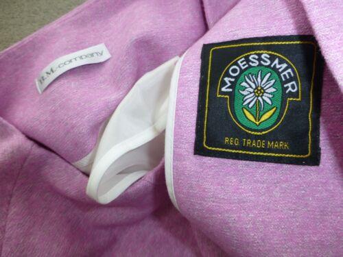 339 Gr Novità donna Giacca Wool Blazer Np Company Bm Blousemakers Moessmer 44 qwvfwSX