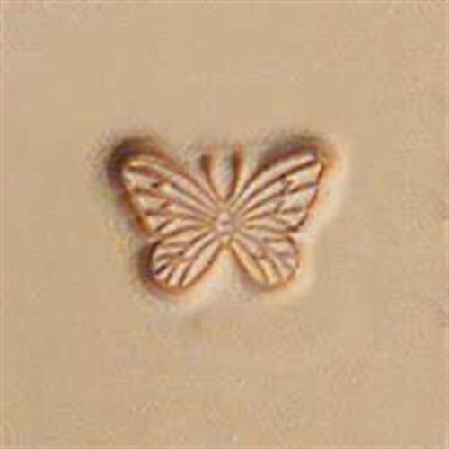 K161 Craftool Small Butterfly Stamp Tandy Leather 68161-00