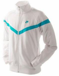 Détails sur Nike Roger Federer Rafael Nadal saison 09 victoire Eugene Swoosh Tennis Veste L afficher le titre d'origine