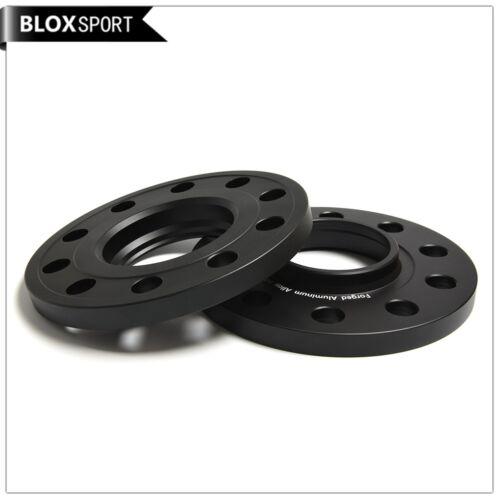 Pair of 12mm Wheel Spacers 5x120 for BMW 318i 320i 325i 324d 232ci 330d 335i M3