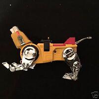 Yellow Lion Voltron Complete Diecast Die Cast Metal Golion Action Figure