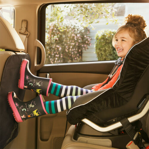 2 Pack Car Seat Back Protectors Ideal for kids. NEW Munchkin Deluxe Kick Mats