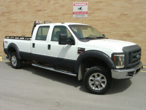 2008 Ford F 350 XL 4X4. 6.4 L. Diesel! 8 Ft. Box!