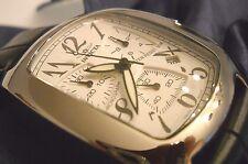Rare Mint Invicta Murcilago 9898 TV Dial Quartz Chronograph Watch with Box