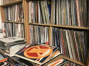 50x-Used-House-Dance-Vinyl-Records-Mystery-Pack-Dj-Box