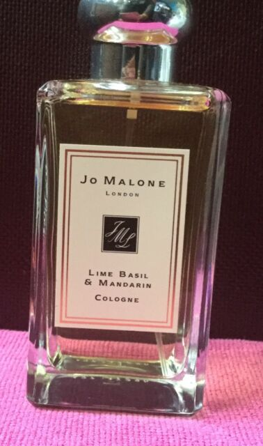 Jo Malone Lime Basil And Mandarin Cologne ~ 100ml ~ New~ Fast P&P!