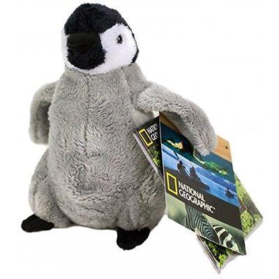National Geographic Pinguin 14cm Plüschtier Plüsch Stofftier NEU