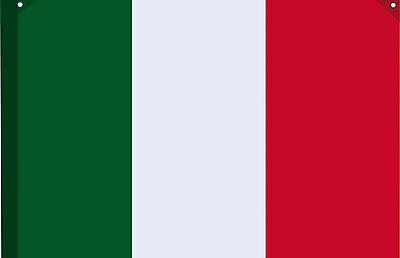 Bandiera tricolore italia italiana 70x100 con passante per l asta gadget novità