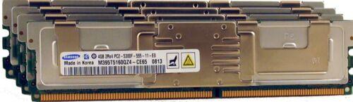 FOR INTEL WORKSTATION S5000XVN 16GB 4X4GB
